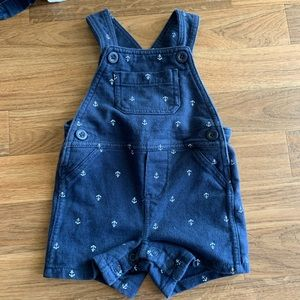 Anchor overalls